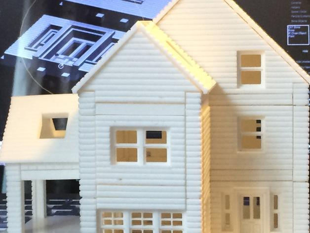 3D Printable Construction Kits Let You Construct Buildings of Any