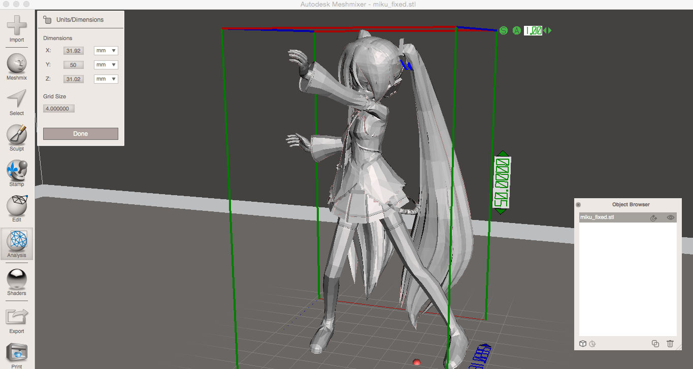 3d Models For Animation Japanese Company Allows You To Generate 3d Printable Models From