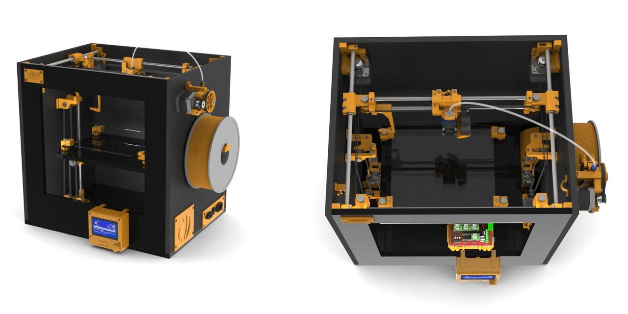 3d Open New Faster Fabcore Released As The Future Of 3d Printing Open
