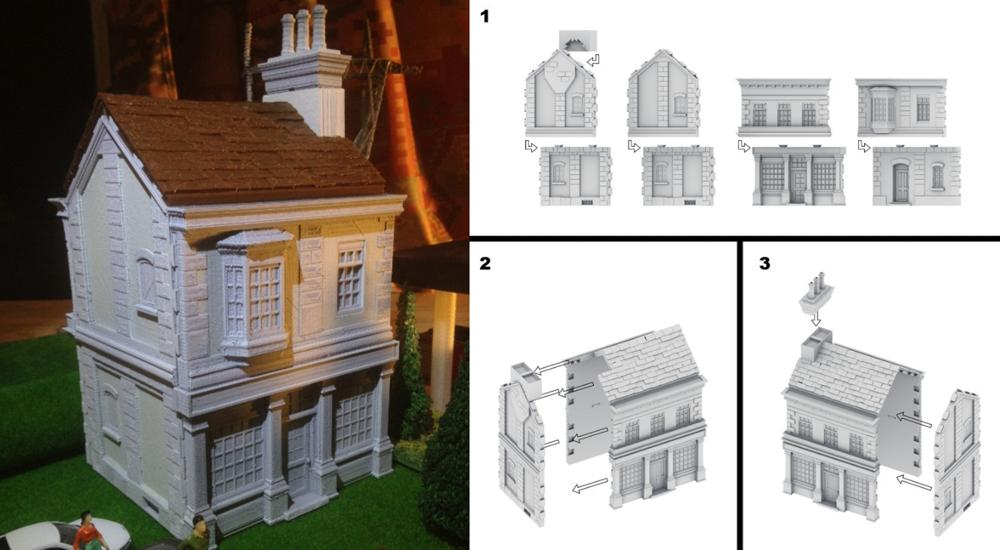 Weekly Roundup Ten 3D Printable Things \u2013 Tabletop Wargaming Terrain