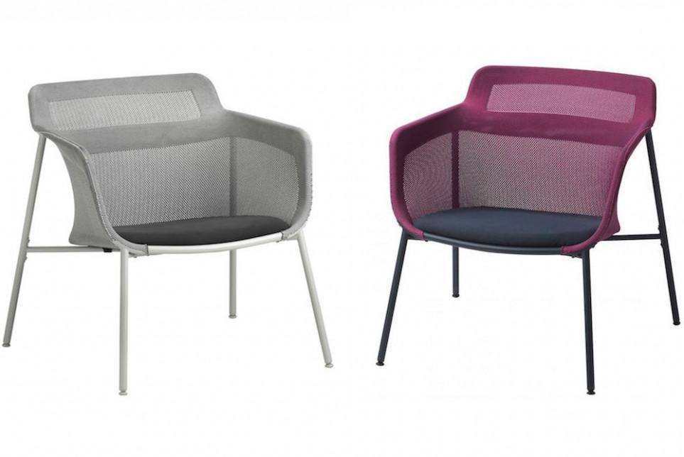 3d Knitted Chair In Ikeas Ps 2017 Collection Is Both Eye