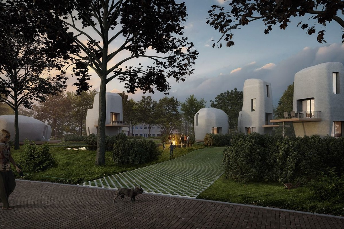 3d Drucker Haus 3dprintedhouse News The First 3d Concrete Printing Housing Project