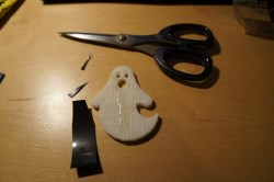 Splendid How To Make A Magnetic Generator How To Make A Magnet Weaker How To Make Scary Ghost Fridge Magnets Halloween How To Make Scary Ghost Fridge Magnets