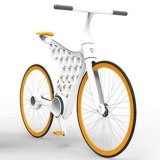 luna 3d printed bicycle