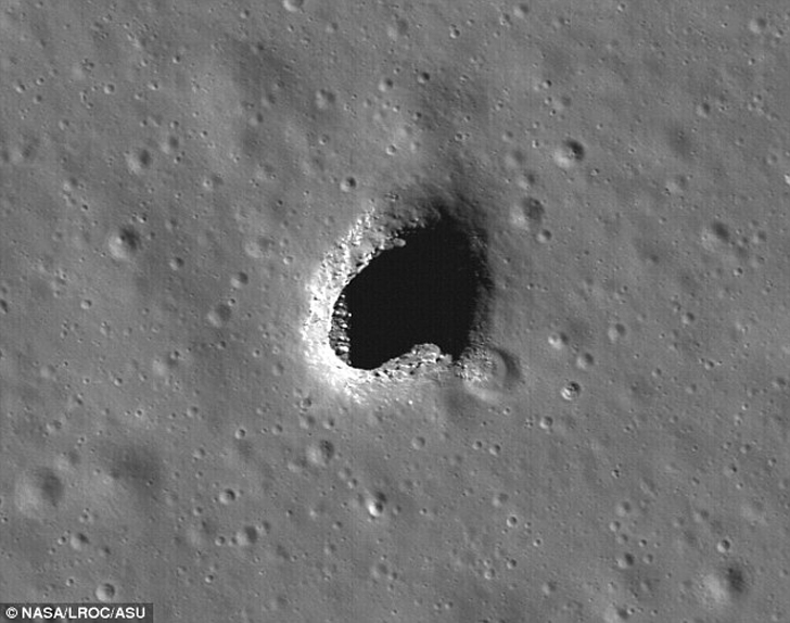 lava tubes on the Moon to be explored by 3D printed drone Extreme Access Flyers