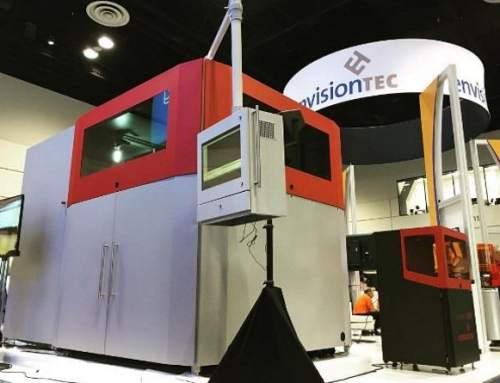 EnvisionTEC Releases New Machine
