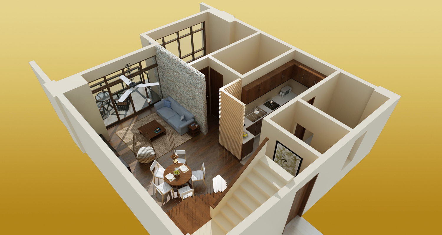 3d Room Layout Highly Detailed 3d Floor Plans A Great Commercial Real
