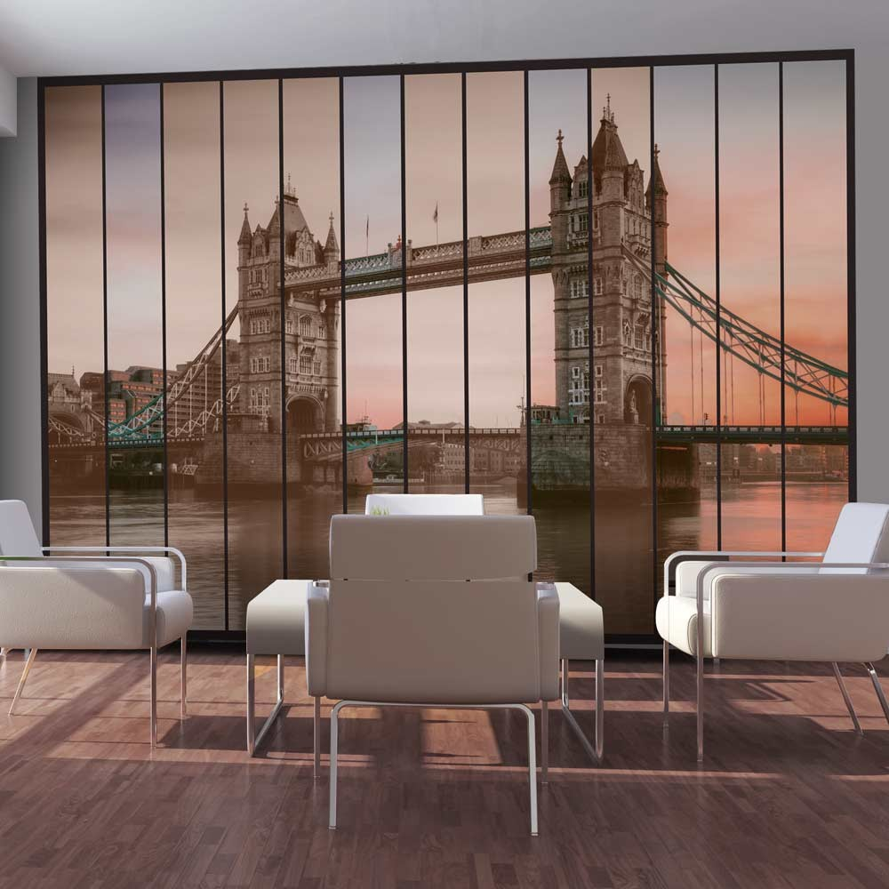 3d Fototapete London Wallpaper London Bridge