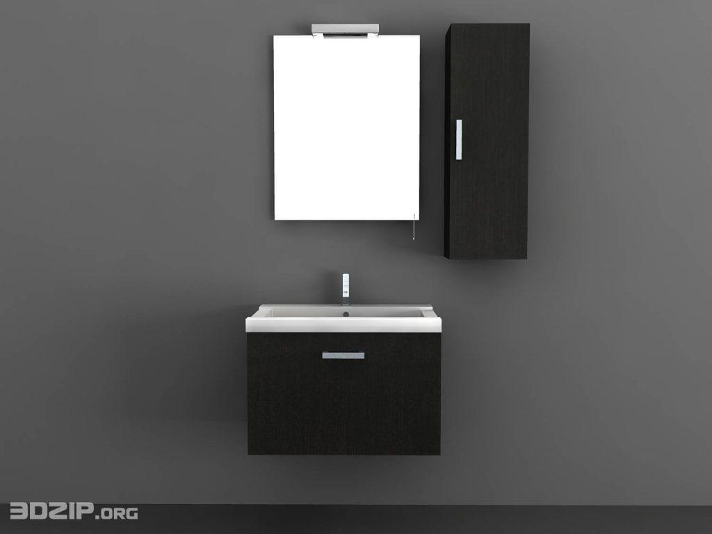 3d Models Wash Basin 02 Free Download