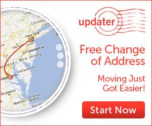 FREE Change of Address