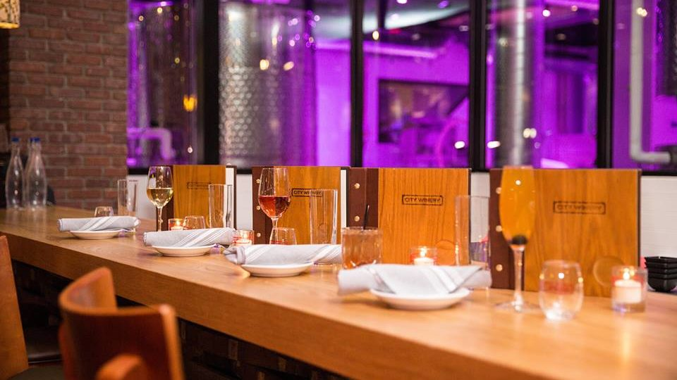 City Winery Brings Wine Country to You - Boston Restaurant News and