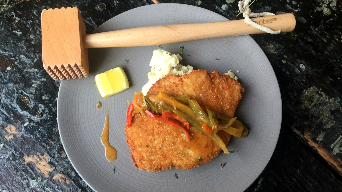 Schnitzel Restaurant Bronwyn S Schnitzel Week Boston Restaurant News And Events