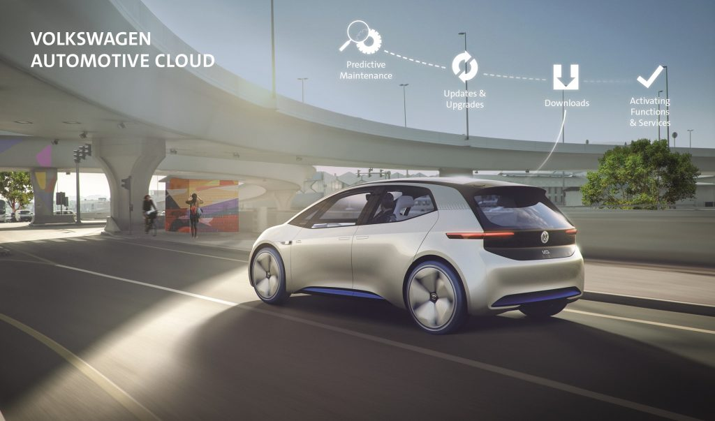 Volkswagen and Microsoft partner to give drivers a connected