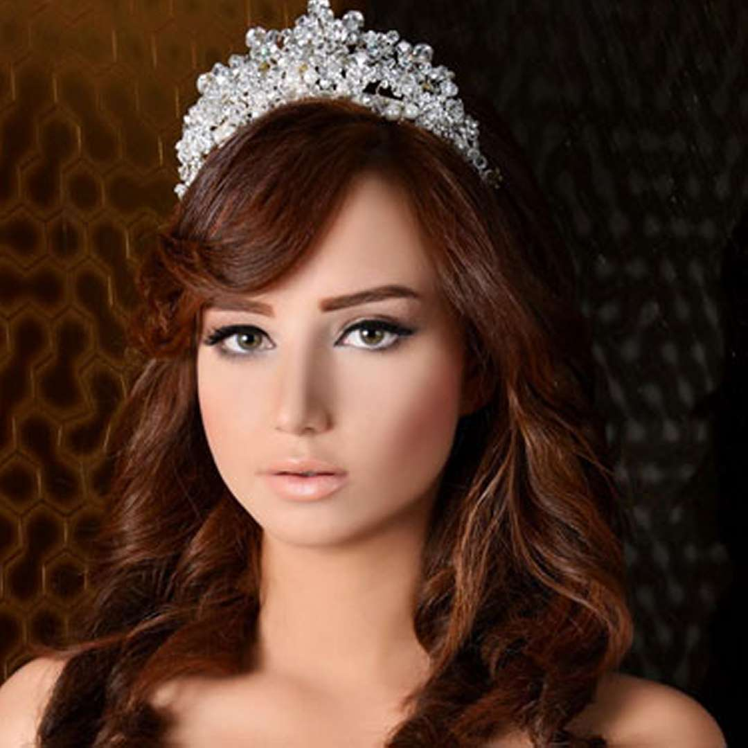 Coiffure Mariage Arabe Mary Land Beauty Center Maquillage And Coiffure Mariage