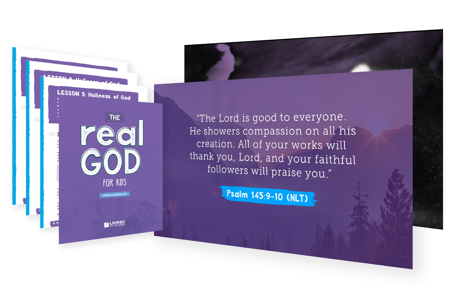 Pictures Of The Real God The Real God Church Campaign Living On The Edge