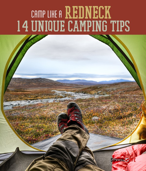 Unique Camping Tricks You Should Know Survival Life - equipment checklist