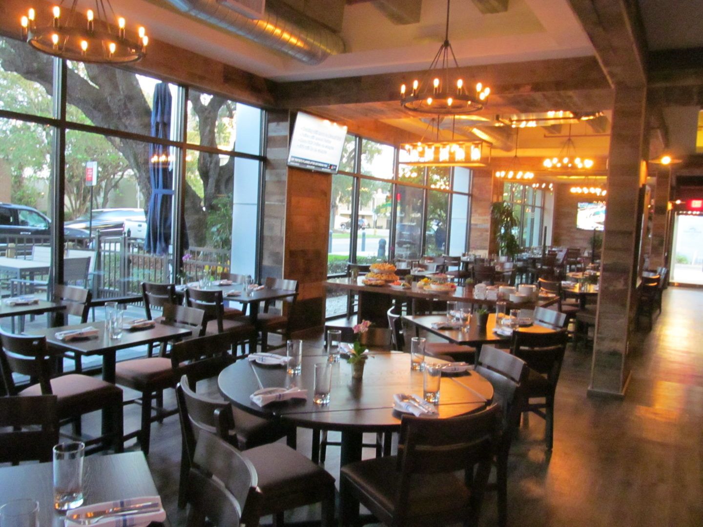 Dining Lounge Latest Addition To Riverside Features Fine Dining And Rooftop