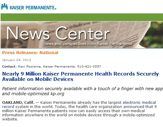 Release Of Information Form Kaiser Permanente | Research Proposal ...