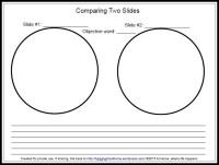 Microscope Observation Worksheet - Bluegreenish