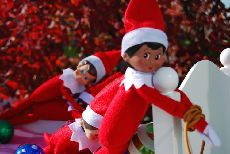 2016 Best Sex Positions Featuring The Elf On The Shelf