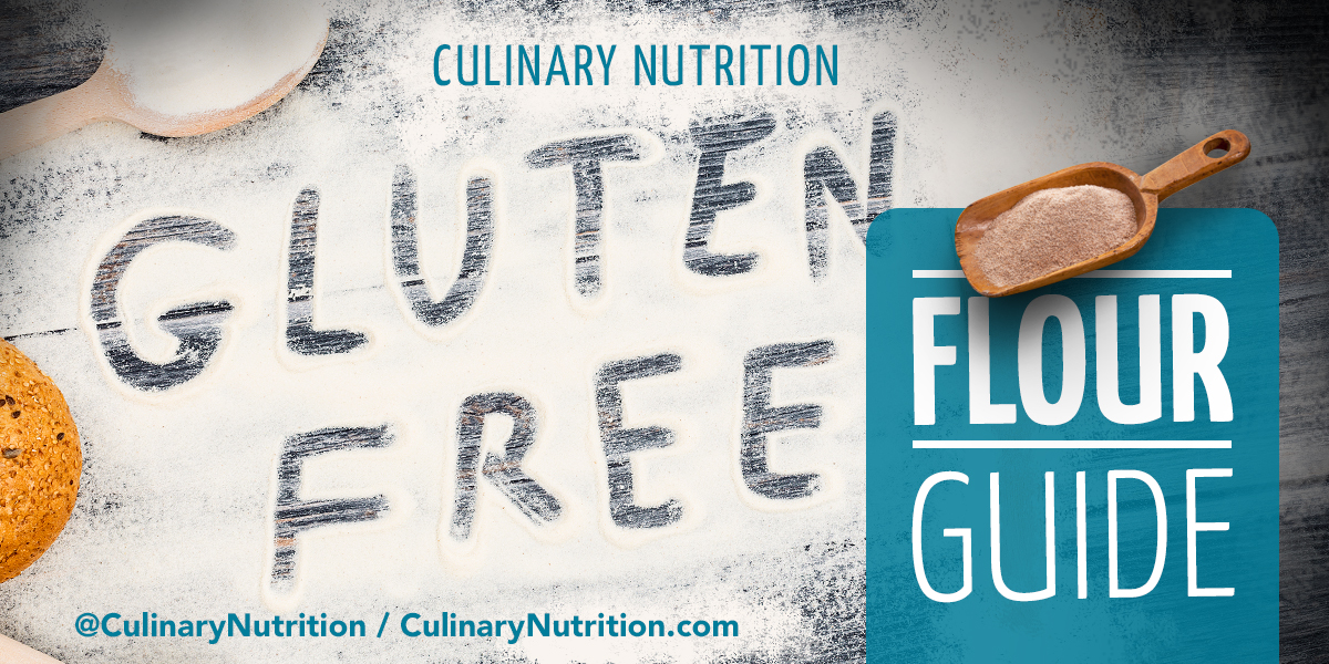 Gluten-Free Flour Guide and Simple Substitution Reference