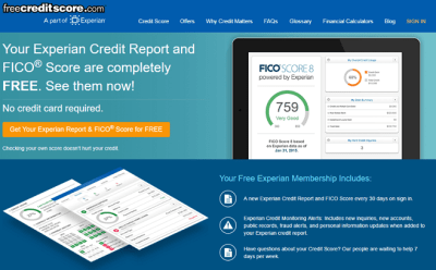 Experian Now Offers Free Credit Monitoring, FICO Score & Report For Free - Tur-Prestige