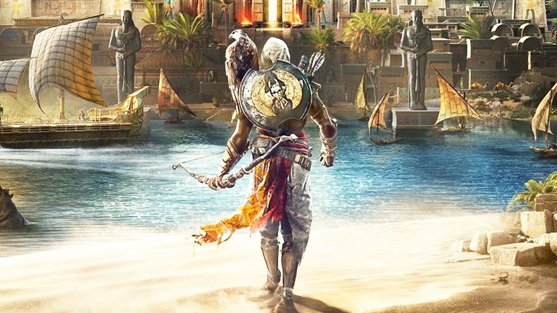Diablo Wallpaper Hd Assassin S Creed Origins Im Test Die Perfektion Einer