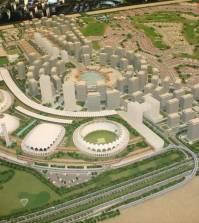 مدينة دبي الرياضية أ