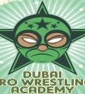 ثاني عرض لأبطال أكاديمية مصارعة المحترفين في دبي