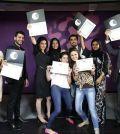 المستوى الثاني من دورة التقديم التلفزيوني 2015 في دبي خلال شهر سبتمبر 2015