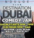 دبي تستضيف العرض الكوميدي الشهير COMEDY JAM