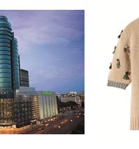 """المصمم الشهير خورخي فاسكيز يطلق مجموعة الأزياء الجديدة """"كابشول"""" حصريا في إيل كورتي انغليس"""
