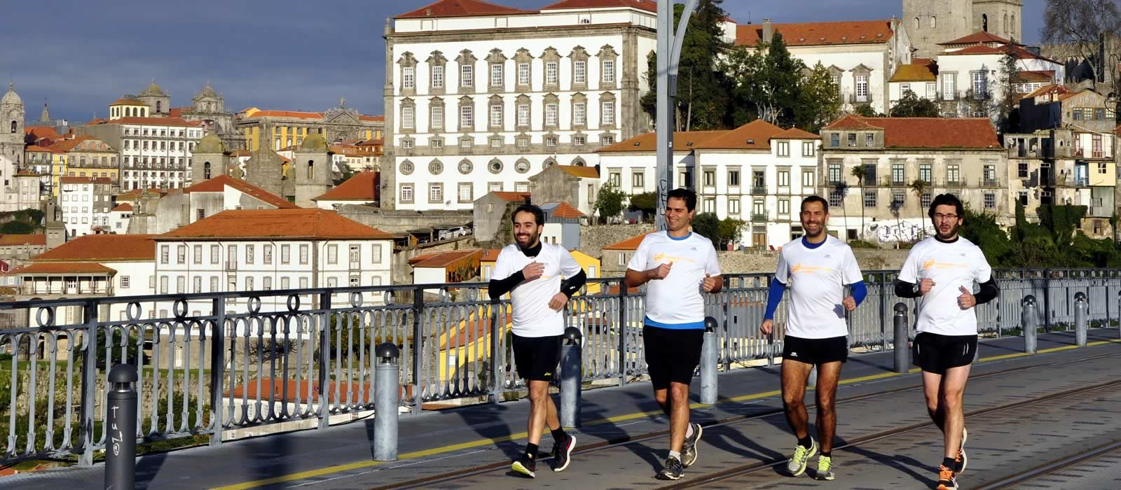Jogging Run Time Running Tours In Porto Go Running Tours