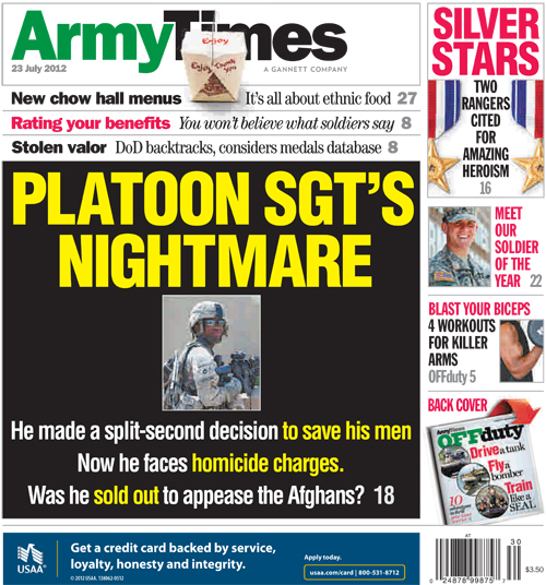 This week in Army Times\u0027 print edition Soldier of the Year \u2026 new