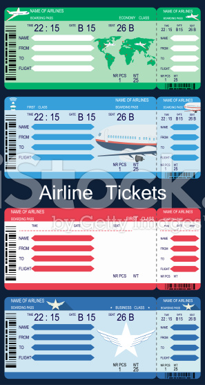 Boarding Pass Templates for Invitations  Gifts - boarding pass template
