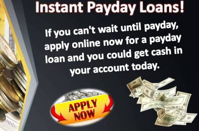 Instant Payday Loan – The Only Way to Get Money When ...