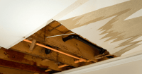Ceiling Leak Repair | Portland | Water Leak | Portland Plumber