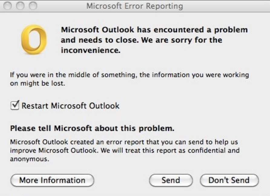 13 Ways To Fix Crashes In Office 2016 For Mac