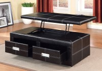 Ostel Contemporary Lift-top Storage Occasion Ottoman Bench ...