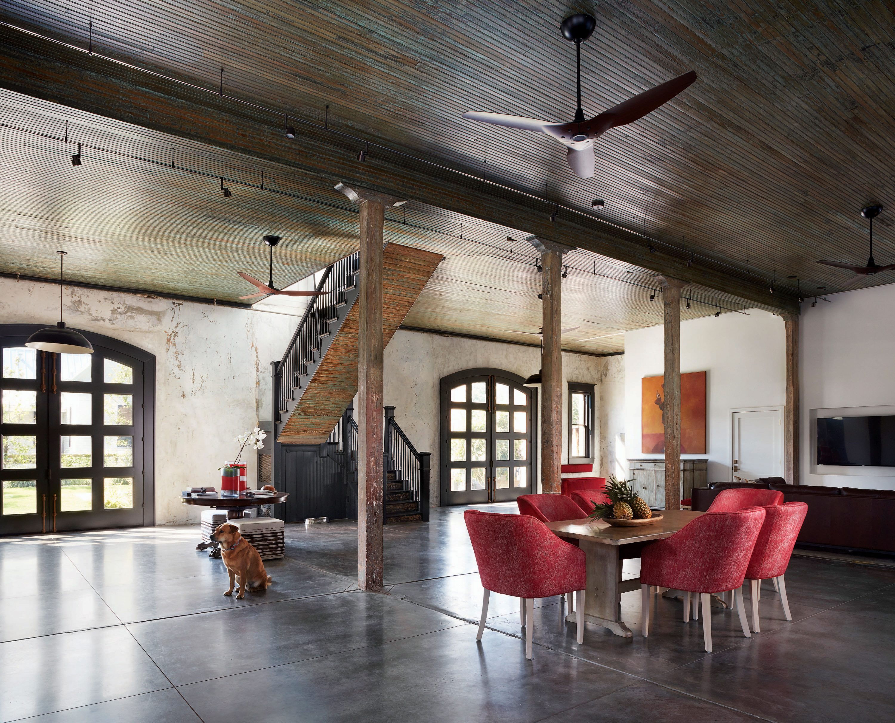Houston Loft For Sale How Saving A Historic Fire Station Changed An Entire Houston