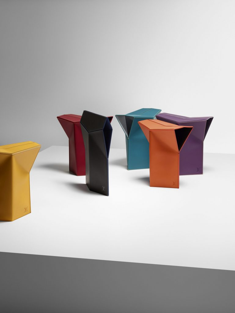 Tabouret India Mahdavi The Most Fabulous Furniture Ever Invades Louis Vuitton Houston