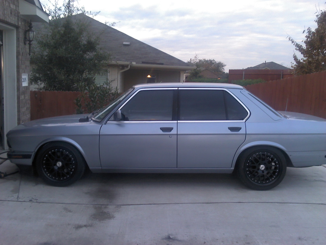 Garage Peugeot Dinan 1988 Dinan Bmw 535is 3rd Gear Customs Socal Paint Works