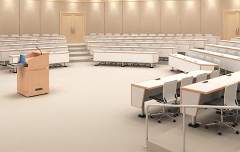 Anu 3d Name Wallpaper Lecture Hall Desk Desk Design Ideas