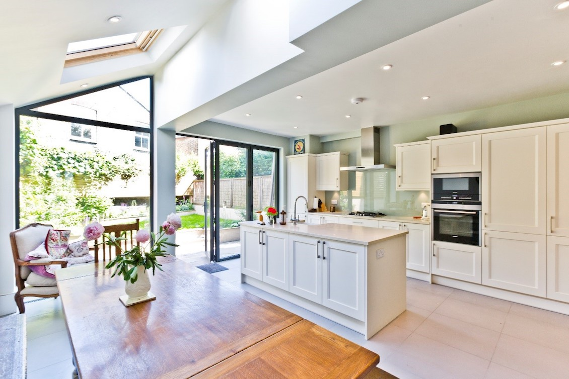 Kitchen Diner Extension Design Open Plan Kitchen Diner Extension Featured Picture Image Homegirl
