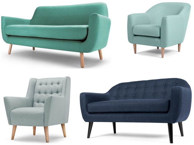 Made Quentin Sofa Teal Paint Trend Brings Blue Green Tranquillity Home