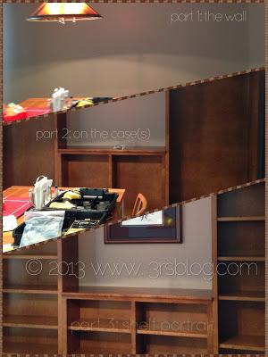 bookshelf setup