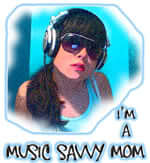 Shufflin' over to Music Savvy Mom!