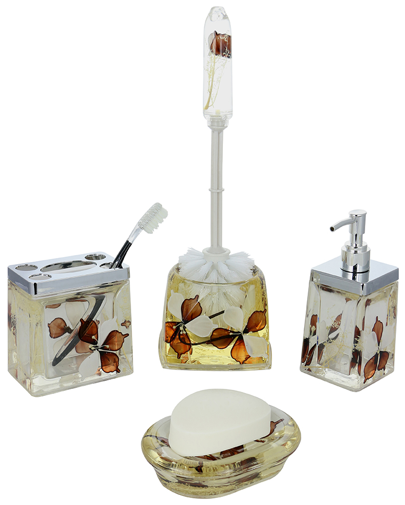 Bathroom Dispenser Set 3 Star Import Export Inc Bathroom Sets 5 Piece Bathroom