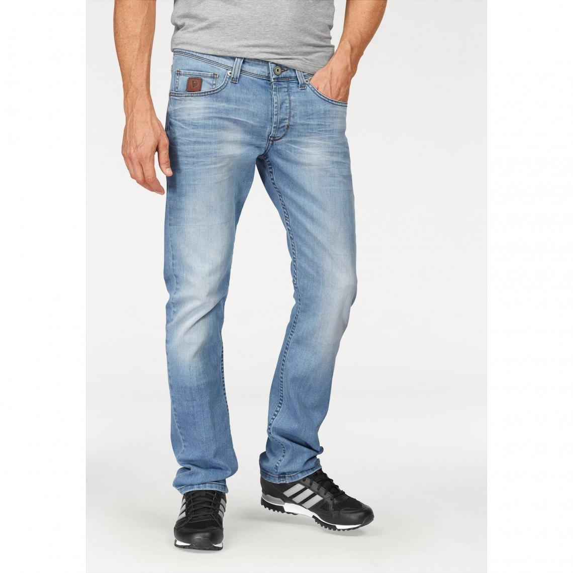 Coupe Jean Homme Jean Coupe Slim Stretch Homme Jimmy Bruno Banani Bleu 3 Suisses