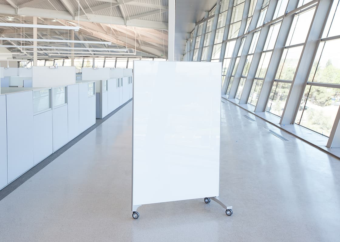 Glas Whiteboard Go Mobile Custom Glass Mobile Rolling Whiteboards Clarus